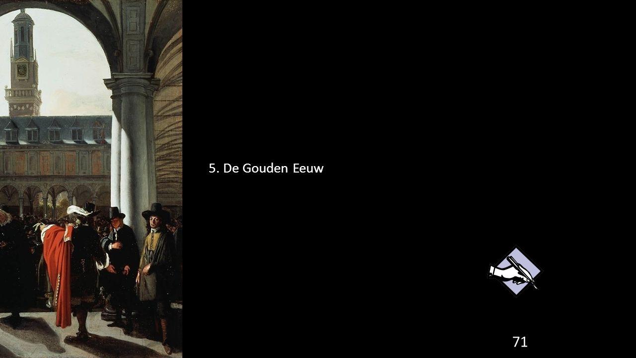 5. De Gouden Eeuw