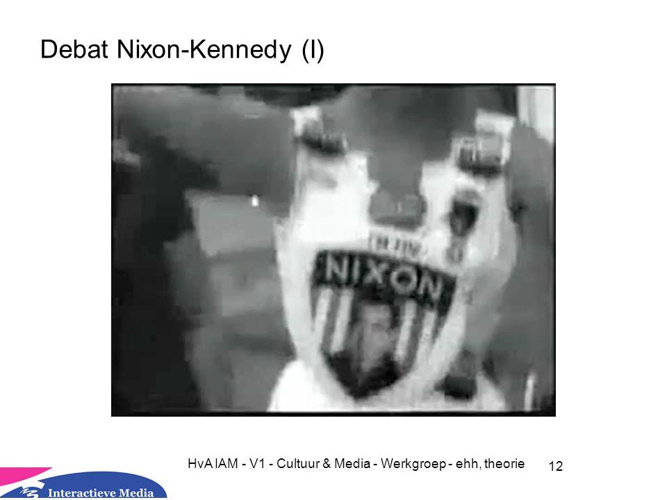 Debat Nixon-Kennedy (I)