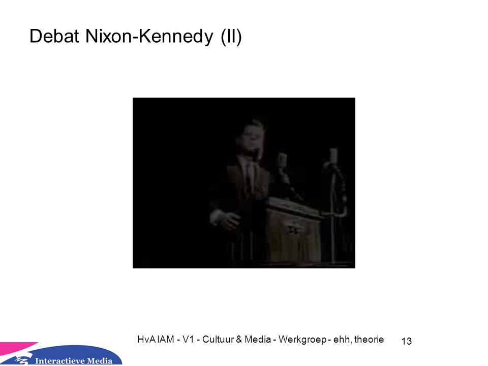 Debat Nixon-Kennedy (II)