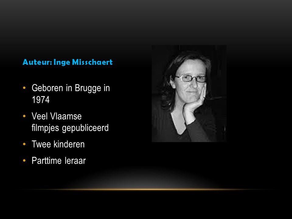 Auteur: Inge Misschaert