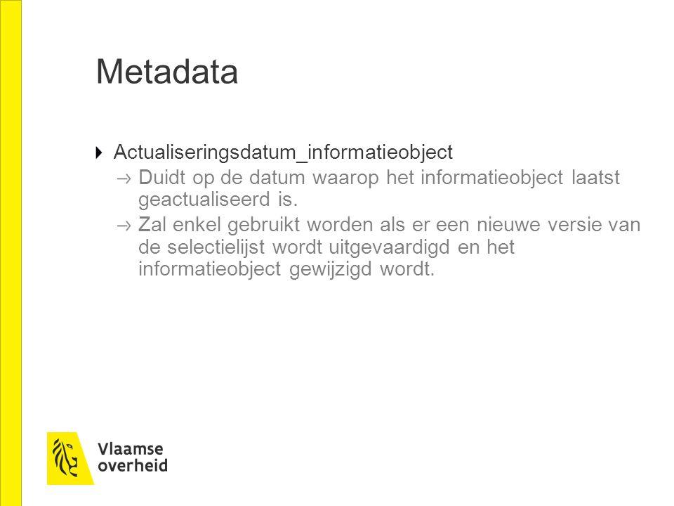 Metadata Actualiseringsdatum_informatieobject