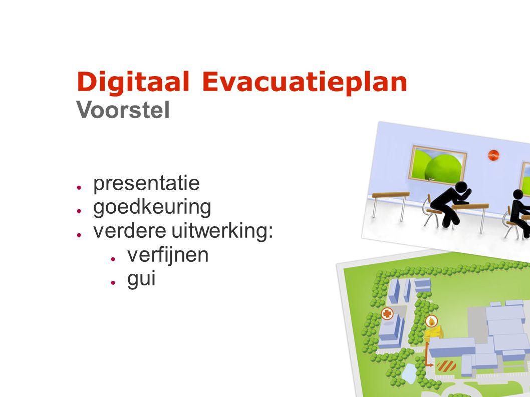 Digitaal Evacuatieplan