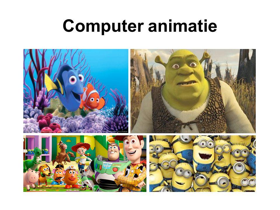 Computer animatie