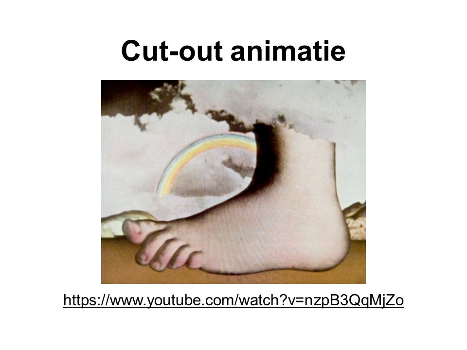 Cut-out animatie https://www.youtube.com/watch v=nzpB3QqMjZo
