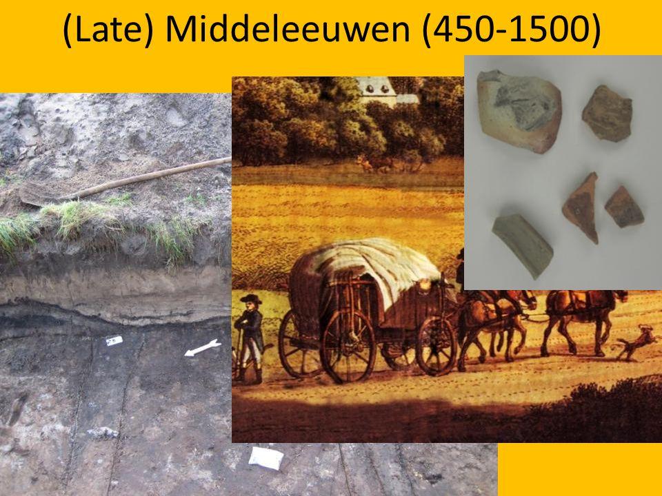 (Late) Middeleeuwen (450-1500)