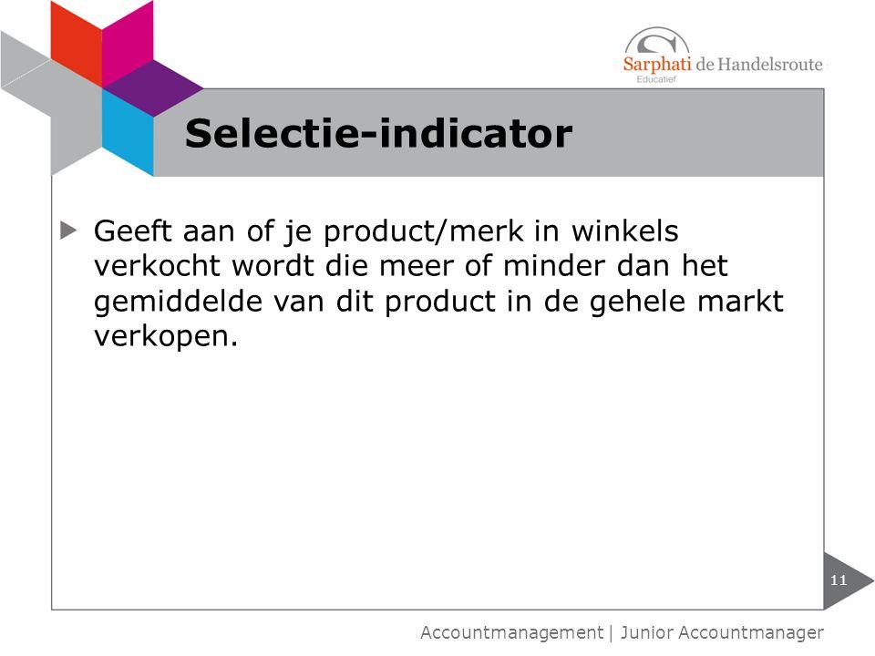 Selectie-indicator