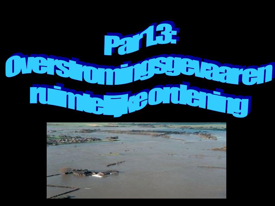 Overstromingsgevaar en