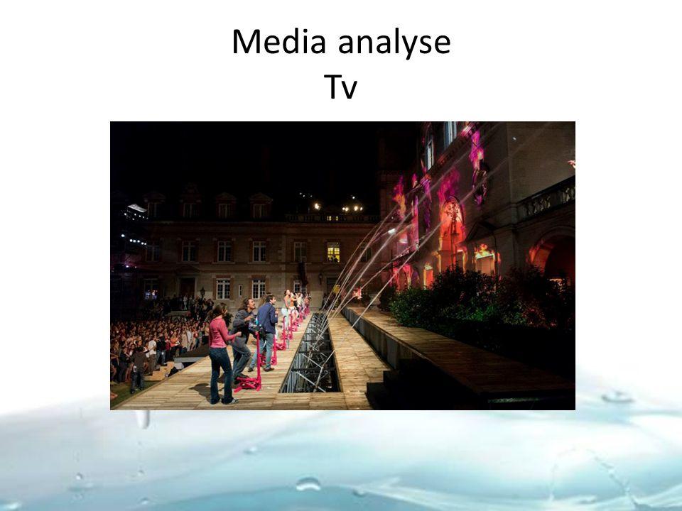 Media analyse Tv