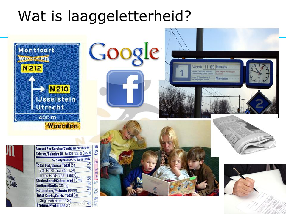 Wat is laaggeletterheid