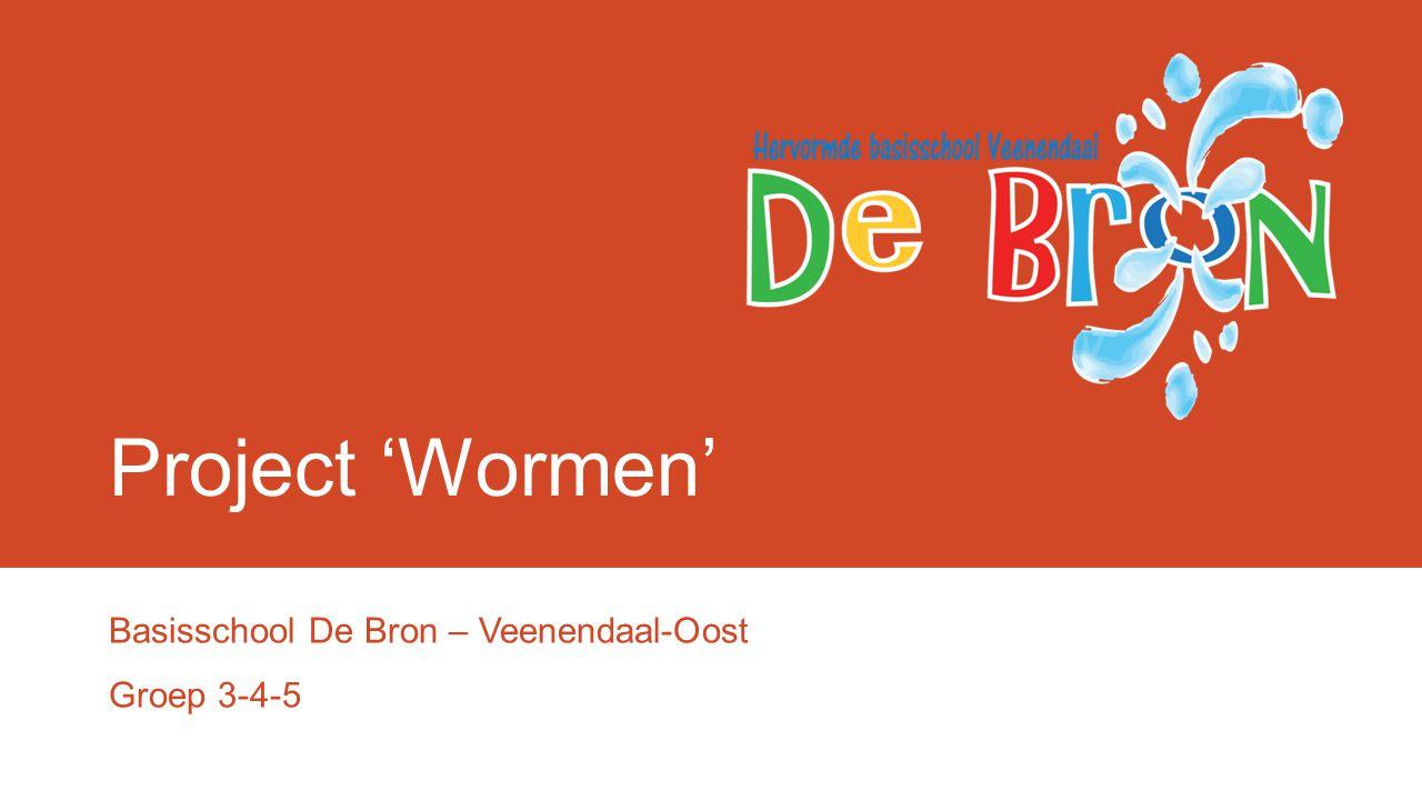 Basisschool De Bron – Veenendaal-Oost Groep 3-4-5