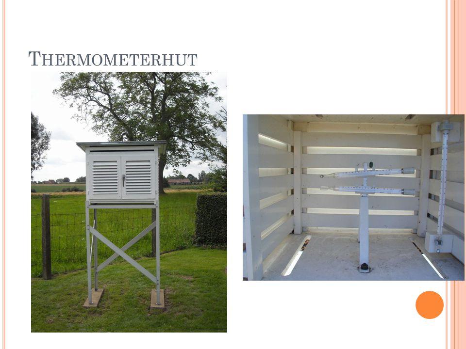 Thermometerhut