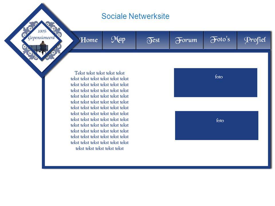 Sociale Netwerksite