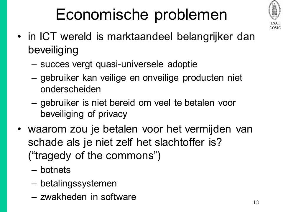 Economische problemen