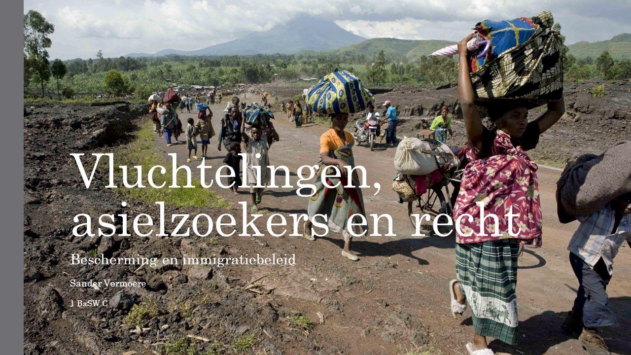 Vluchtelingen, asielzoekers en recht