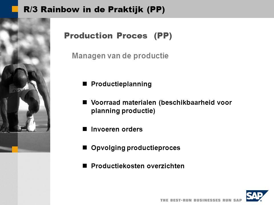 R/3 Rainbow in de Praktijk (PP)