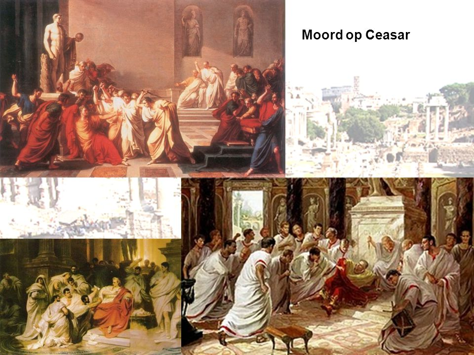 Moord op Ceasar