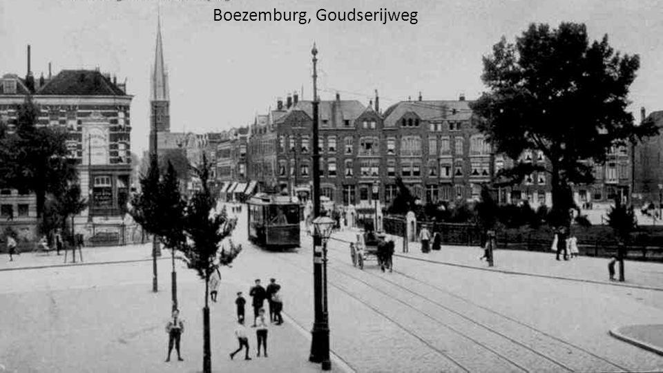 Boezemburg, Goudserijweg