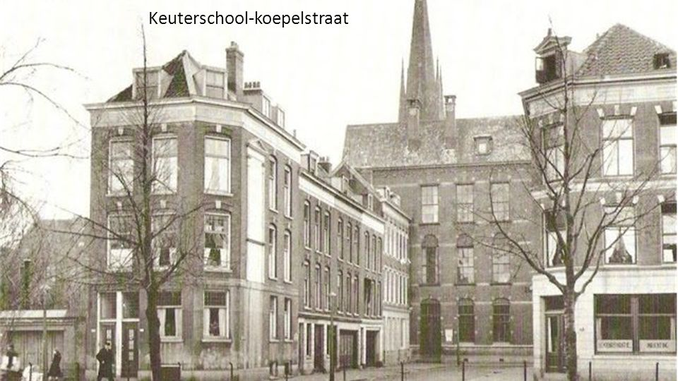 Keuterschool-koepelstraat