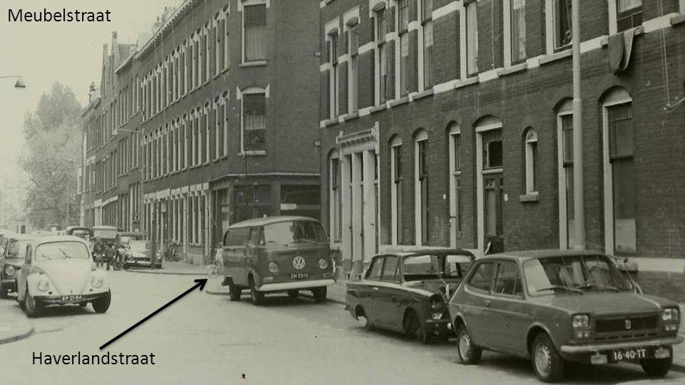 Meubelstraat Haverlandstraat