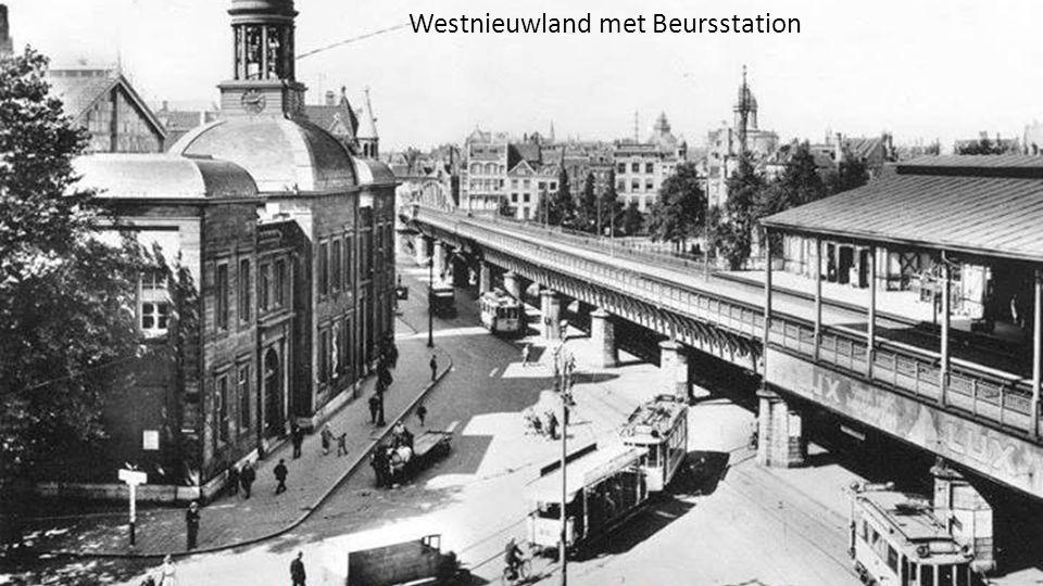 Westnieuwland met Beursstation