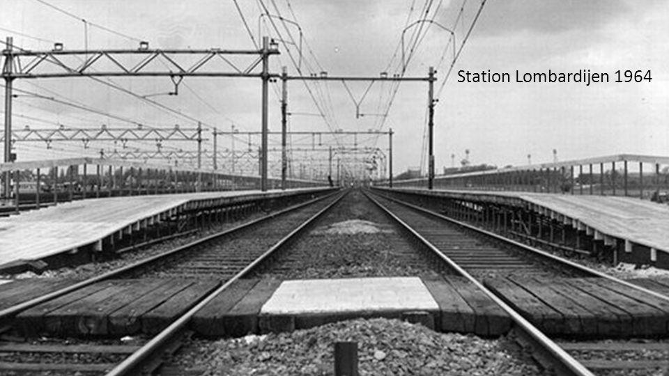 Station Lombardijen 1964