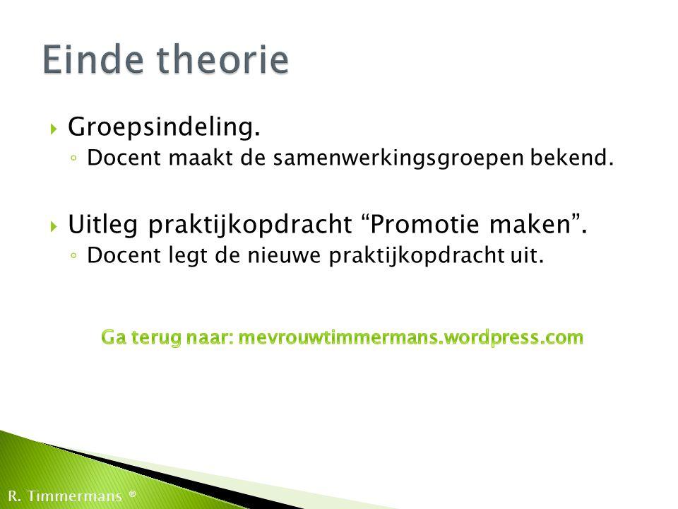 Ga terug naar: mevrouwtimmermans.wordpress.com