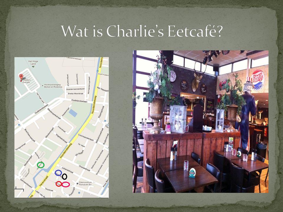 Wat is Charlie's Eetcafé
