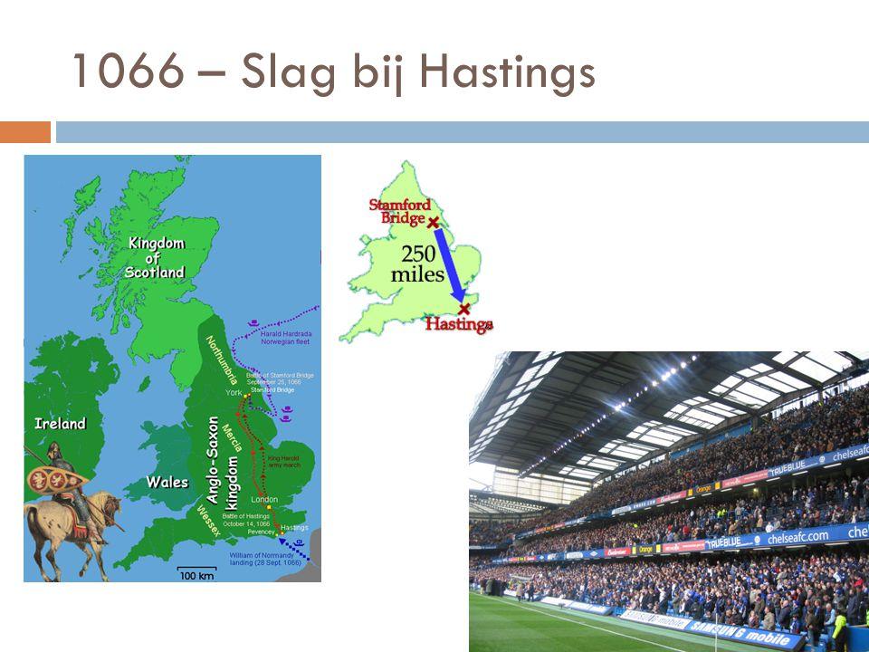 1066 – Slag bij Hastings