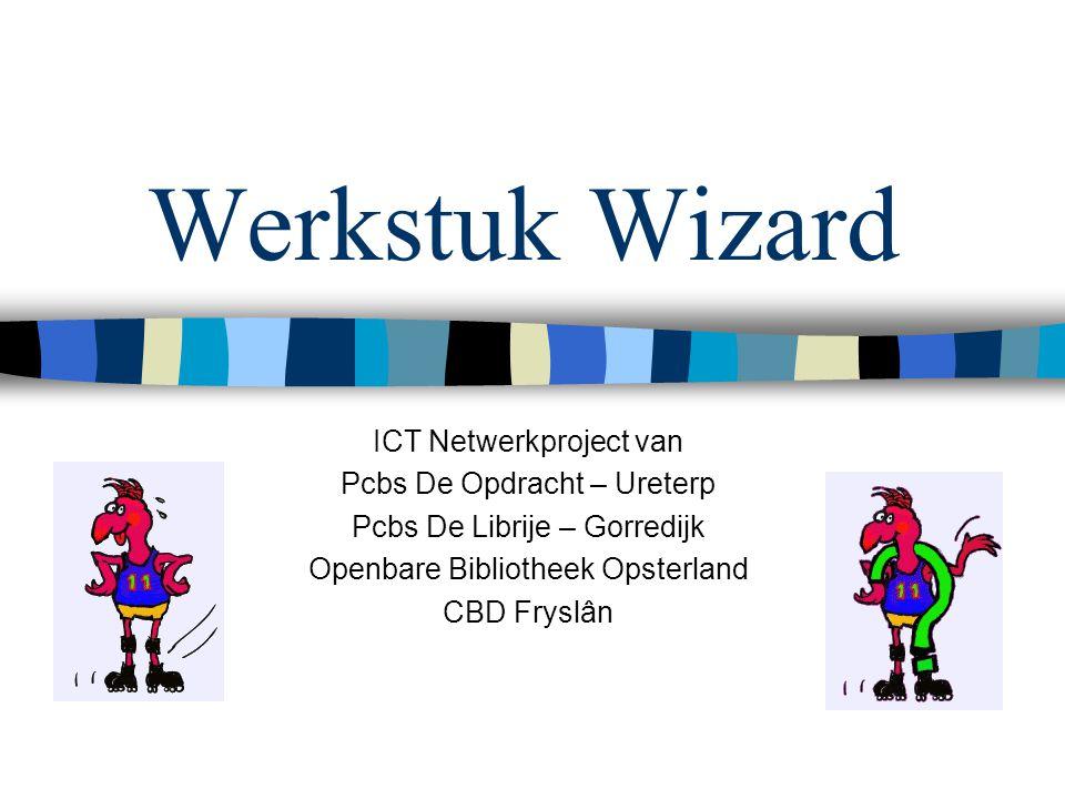 Werkstuk Wizard ICT Netwerkproject van Pcbs De Opdracht – Ureterp