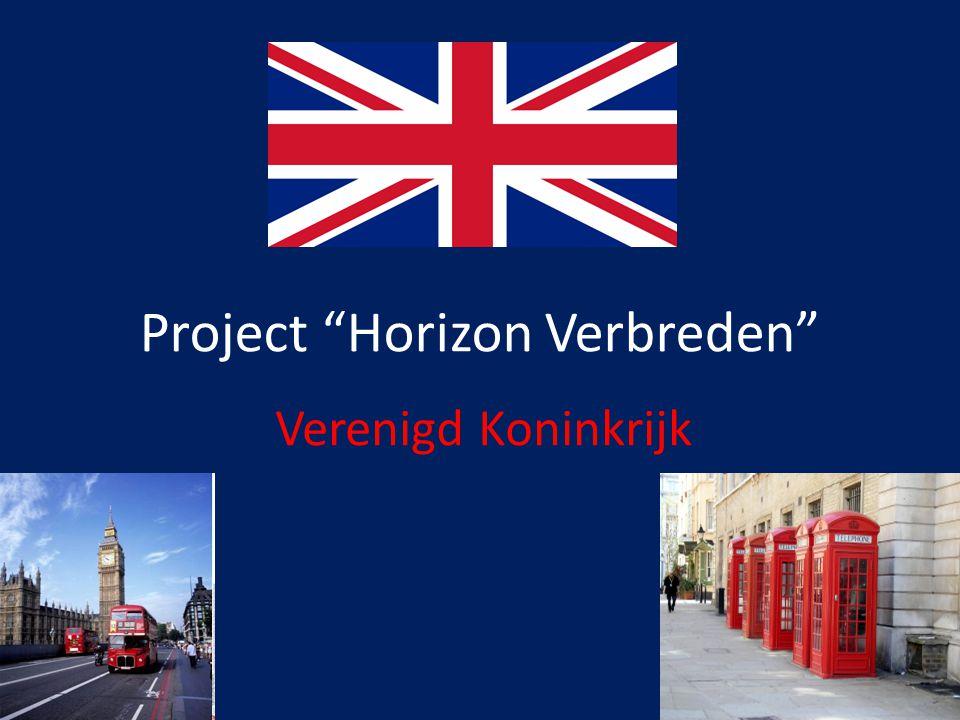 Project Horizon Verbreden