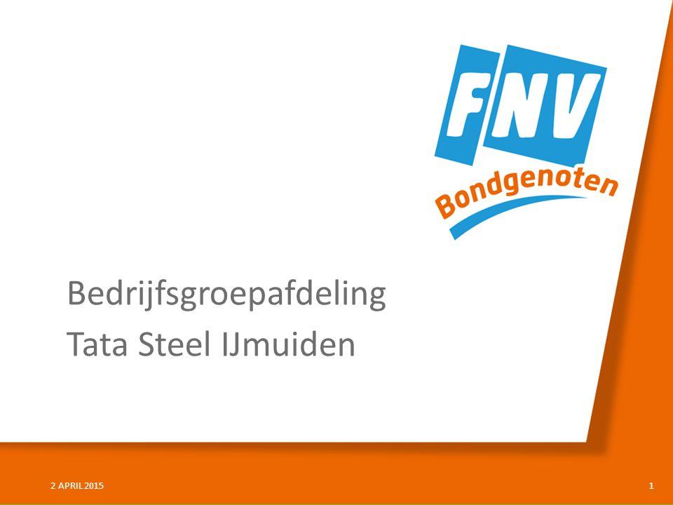 Bedrijfsgroepafdeling Tata Steel IJmuiden