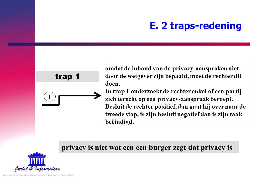 E. 2 traps-redening