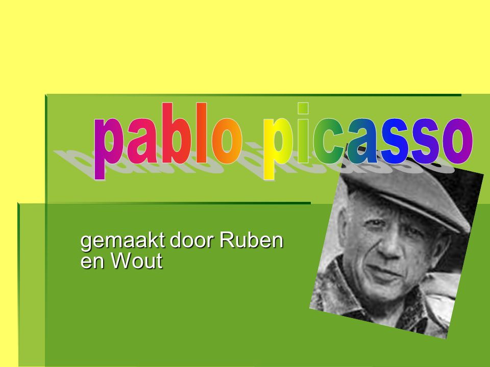 gemaakt door Ruben en Wout