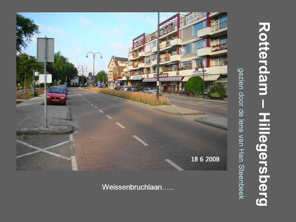 Rotterdam – Hillegersberg