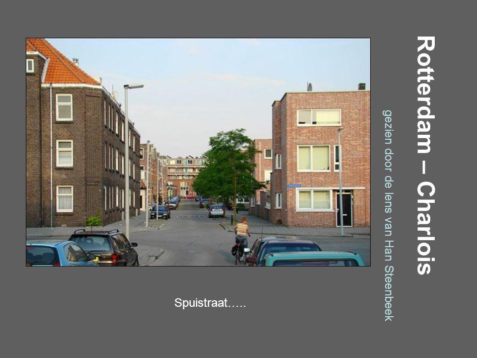 Rotterdam – Charlois gezien door de lens van Han Steenbeek
