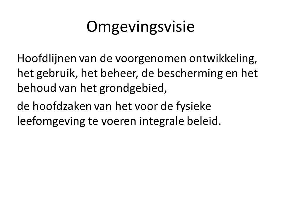 Omgevingsvisie
