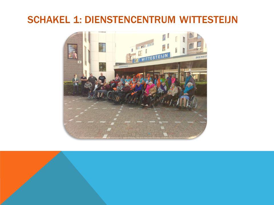 Schakel 1: Dienstencentrum Wittesteijn