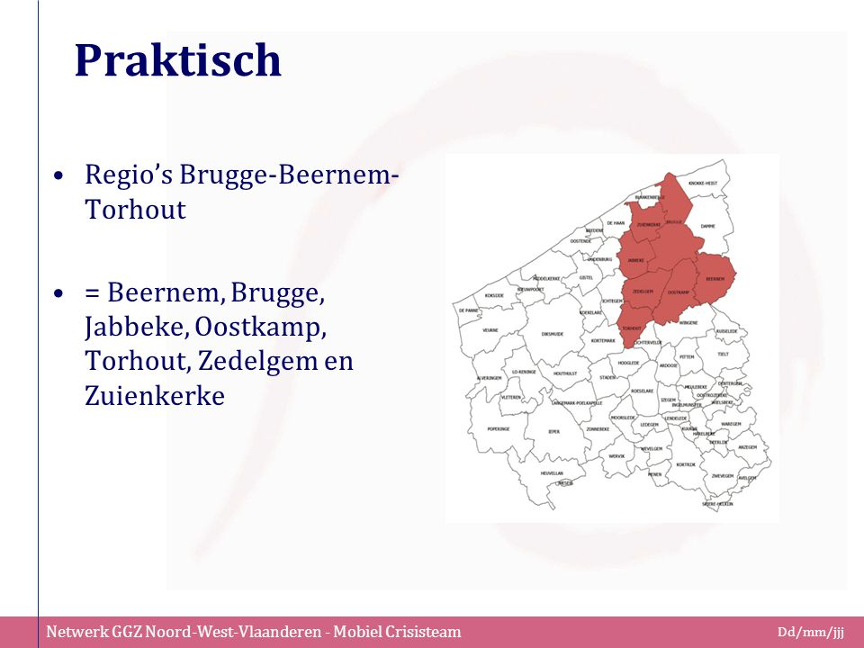 Praktisch Regio's Brugge-Beernem-Torhout