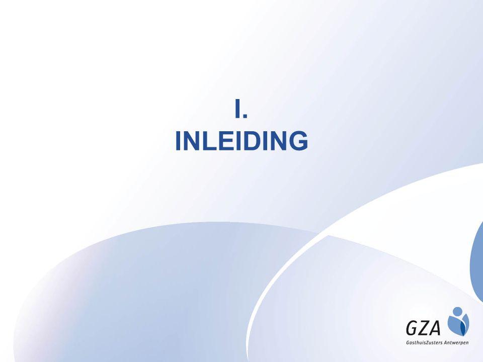 I. INLEIDING