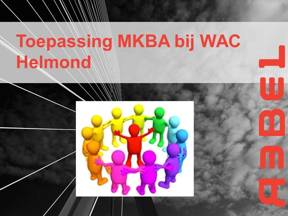 Toepassing MKBA bij WAC Helmond