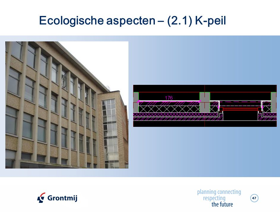 Ecologische aspecten – (2.1) K-peil