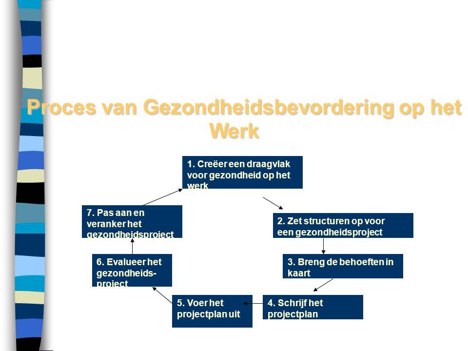 Proces van Gezondheidsbevordering op het Werk