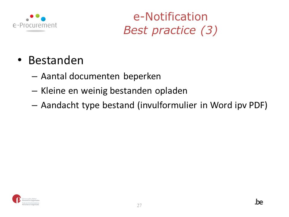 e-Notification Best practice (3)