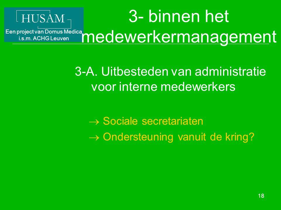3- binnen het medewerkermanagement