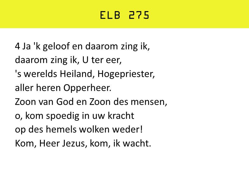 ELB 275