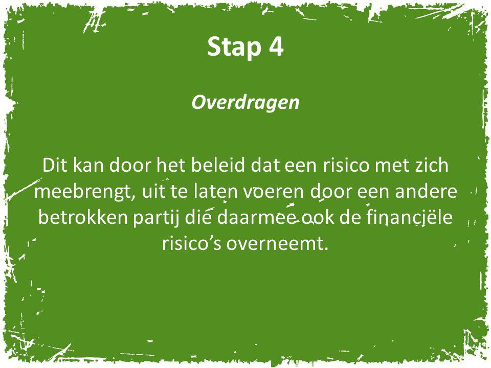Stap 4