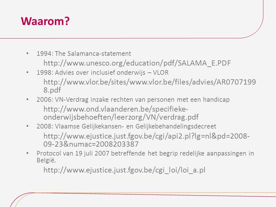 Waarom http://www.unesco.org/education/pdf/SALAMA_E.PDF
