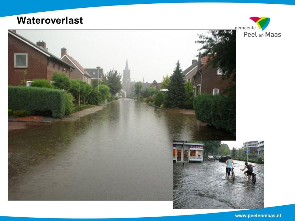 Wateroverlast