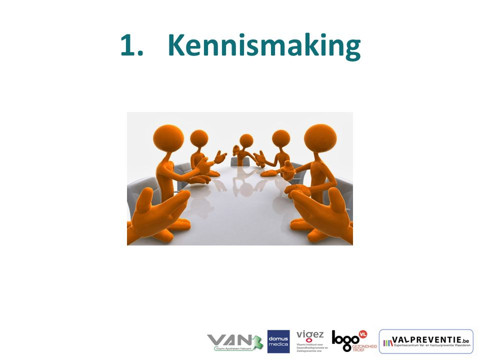 Kennismaking Kennismaking Wat is een MFO