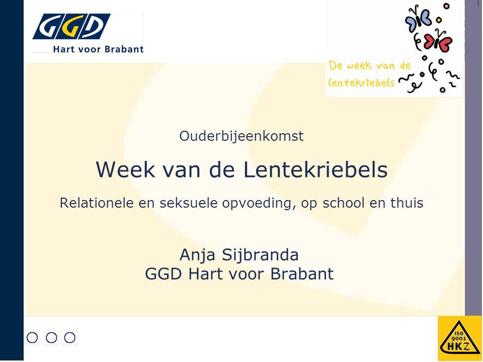 Anja Sijbranda GGD Hart voor Brabant